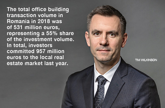 Overview of the Bucharest office market in 2019